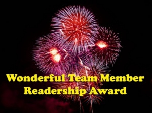 Wonderful Readership Award