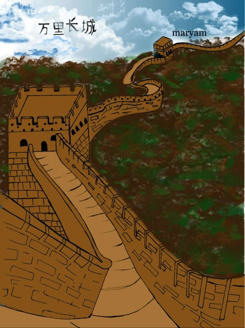 great-wall china